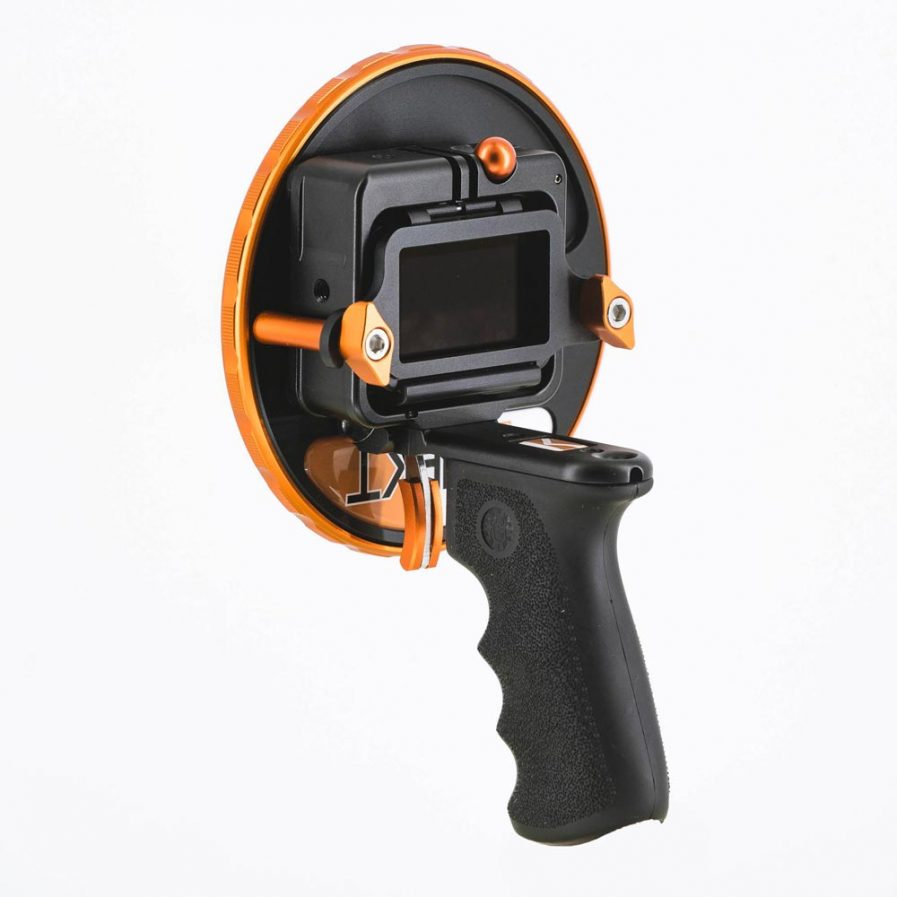 dji osmo action dome port accessory