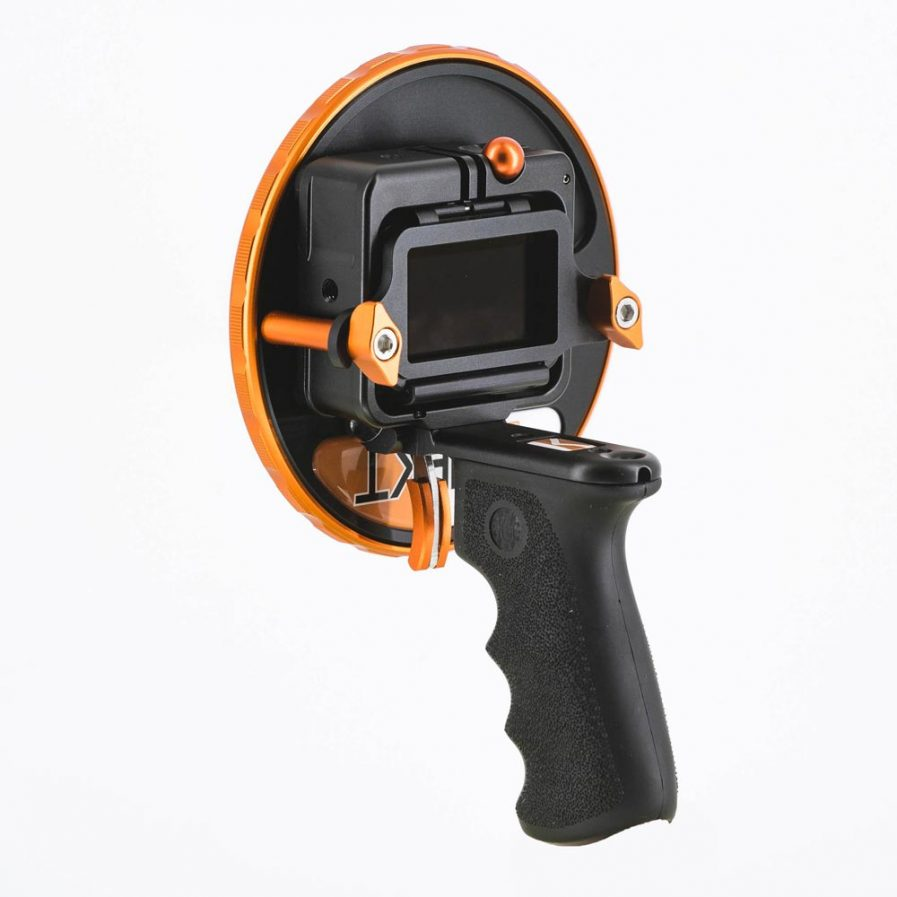 dji osmo action pistol grip trigger accessory