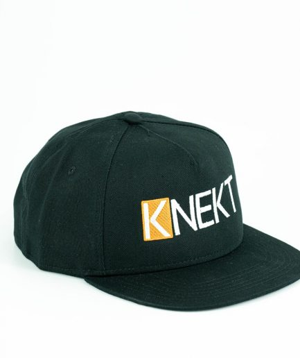 knekt flat brim hat